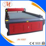 De buitengewoon brede Machines van de Laser met het Vaste Platform van het Werk (JM-1630T)
