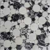 Водоструйная мраморный мозаика