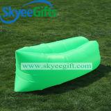 Nylon-Polyester-bewegliches Luft-Sofa für Sommer-kampierenden Strand
