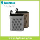Mini haut-parleur portatif en aluminium de Bluetooth de chariot