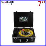 Сделайте камеру водостотьким Cr110-7D1 осмотра сточной трубы 23mm с кабелем экрана 7 '' цифров LCD и стеклоткани от 20m до 100m