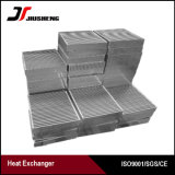 Qualitäts-Aluminiumplatten-Stab-Wärmetauscher-Kern