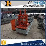 Machines en acier de matériau de construction de profil C de Purlin complètement automatique de Kxd