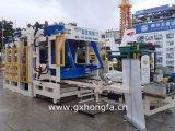 Compléter la machine de fabrication de brique complètement automatique de la colle avec du ce (QT10-15D)