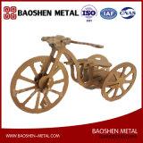 製造業者からの絶妙に作られたバイクの金属のオフィスまたはギフトまたはホーム表の立場の装飾直接
