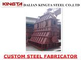 Изготовленный на заказ часть Weldment изготовления металла