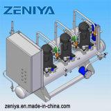 Paralleler Rolle-Typ Kompressor-kondensierendes Gerät für Kühlraum