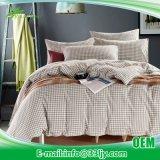 大学のための耐久の綿の緑の寝具セット