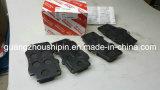 Het Stootkussen van de rem voor Toyota Vzj95 Rzj Rzn169 04465-35080 Delen