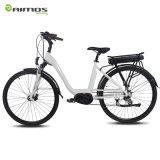 2017年のAimos中間駆動機構都市電気自転車