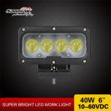 Luzes de condução da alta qualidade 40W do CREE 6 '' Offroad