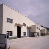 Construcción prefabricada de la estructura de acero con la certificación del Ce