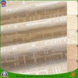 Tela impermeable tejida materia textil casera de la cortina del apagón del franco del poliester para la cortina de ventana
