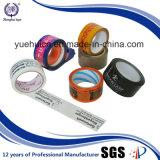 Impresión de la marca de fábrica de la compañía con insignia de la cinta