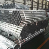 Размеры трубы GR b ASTM A53 A106 A500 гальванизированные Sch40
