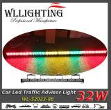 """"""" indicatore luminoso direzionale della freccia di traffico del supporto del parabrezza dell'automobile 35.5"""