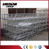 Shizhan 300*300mm小さい正方形アルミニウムボルトまたはねじトラス