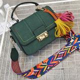 이동할 수 있는 다채로운 결박 Sy8211를 가진 공상 숙녀 어깨에 매는 가방을%s 가진 술 프린지 동향 핸드백