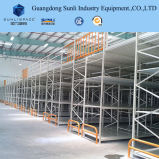 fornitore d'acciaio del sistema del pavimento della cremagliera del mezzanine di memoria del magazzino 500kg/M2