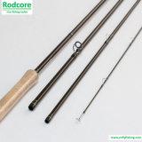 mosca rápida Rod de Spey de la alta del módulo 9/10wt del 12FT6in fibra del carbón