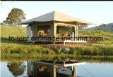 خيمة منزل مؤقّتة خيمة [هووس بريس] خارجيّة يخيّم منزل خيمة منزل [كمب تنت]