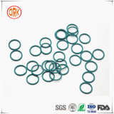 Anel-O verde da resistência térmica de borracha de silicone para o equipamento mecânico
