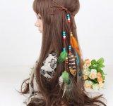 Feder-Haar-Zubehör für Frauen