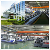 Máquina de alumínio Center-Pratic-Pyd6500 do CNC da estaca e de trituração