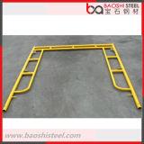 Steiger van het Frame van het Staal H van het Platform van de bouw de Mobiele