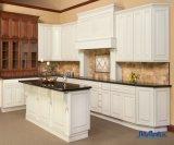 Cozinha de madeira do estilo novo quente da venda 2016