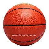Baloncesto micro de calidad mundial del emparejamiento de la talla 7 de la fibra