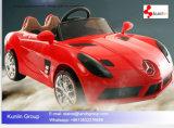 De grappige Multifunctionele Rit van Jonge geitjes op het Elektrische Stuk speelgoed van Auto's voor Levering voor doorverkoop