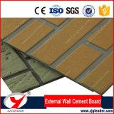 Revestimiento del cemento de la fibra del ladrillo de la pared exterior