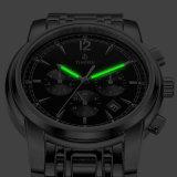 De buitensporige Chronograaf die van het Horloge van de Sport van de Manier Mens Watch72588 charmeren