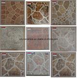建築材料の壁の無作法な石造りのタイル