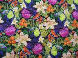 """Moda colorido 100% algodão Poplin 60X60 90X88 57/58 """"Printed Fabric Cartoon Flower"""