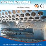 1대의 단 하나 샤프트 슈레더 및 쇄석기에 대하여 폐기물 플라스틱 2