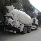 Sinotruk HOWO 6X4 336HPの具体的なコンクリートミキサー車のトラック