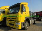 Sinotruk HOWO A7 375HPのトラクターヘッド6X4トラック