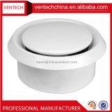 Évent en aluminium à C.A. de soupape à disque de diffuseur de climatisation de système de la CAHT