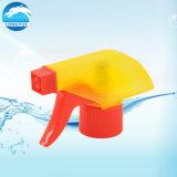 Pulverizador plástico do disparador da segurança durável para o frasco