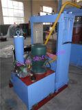 Tagliatrice di gomma verticale, taglierina di gomma Xql-125-6 della balla