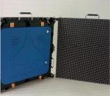P10 que anuncia o vídeo ao ar livre P10 SMD 3 do certificado do FCC de RoHS do Ce do indicador de diodo emissor de luz da cor cheia em 1 indicador de diodo emissor de luz ao ar livre do arrendamento da cor cheia gabinete do diodo emissor de luz de 640mm x de 640mm