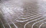 床下から来る使用のための床暖房システムPERTの管