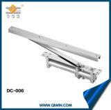 알루미늄 합금 은폐된 도어 체크 문 경첩 (DC-006)