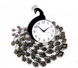 Orologio dorato acrilico personalizzato dell'orologio di lusso