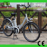 Hinteres elektrisches Stadt-Fahrrad des Naben-Motor250w