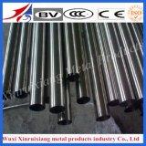 Pipe d'acier inoxydable du constructeur 304 de la Chine dans le prix raisonnable