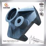 金属の鋳造によってカスタマイズされる鉄か鋼鉄に砂型で作ること