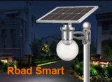 Mando a distancia todo en uno Lámpara solar integrada al aire libre LED